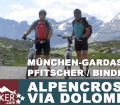 Alpencross Aying - Dolomiten - Gardasee