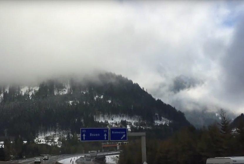 Alpencross München - Riva / Gardasee mit dem Rennrad