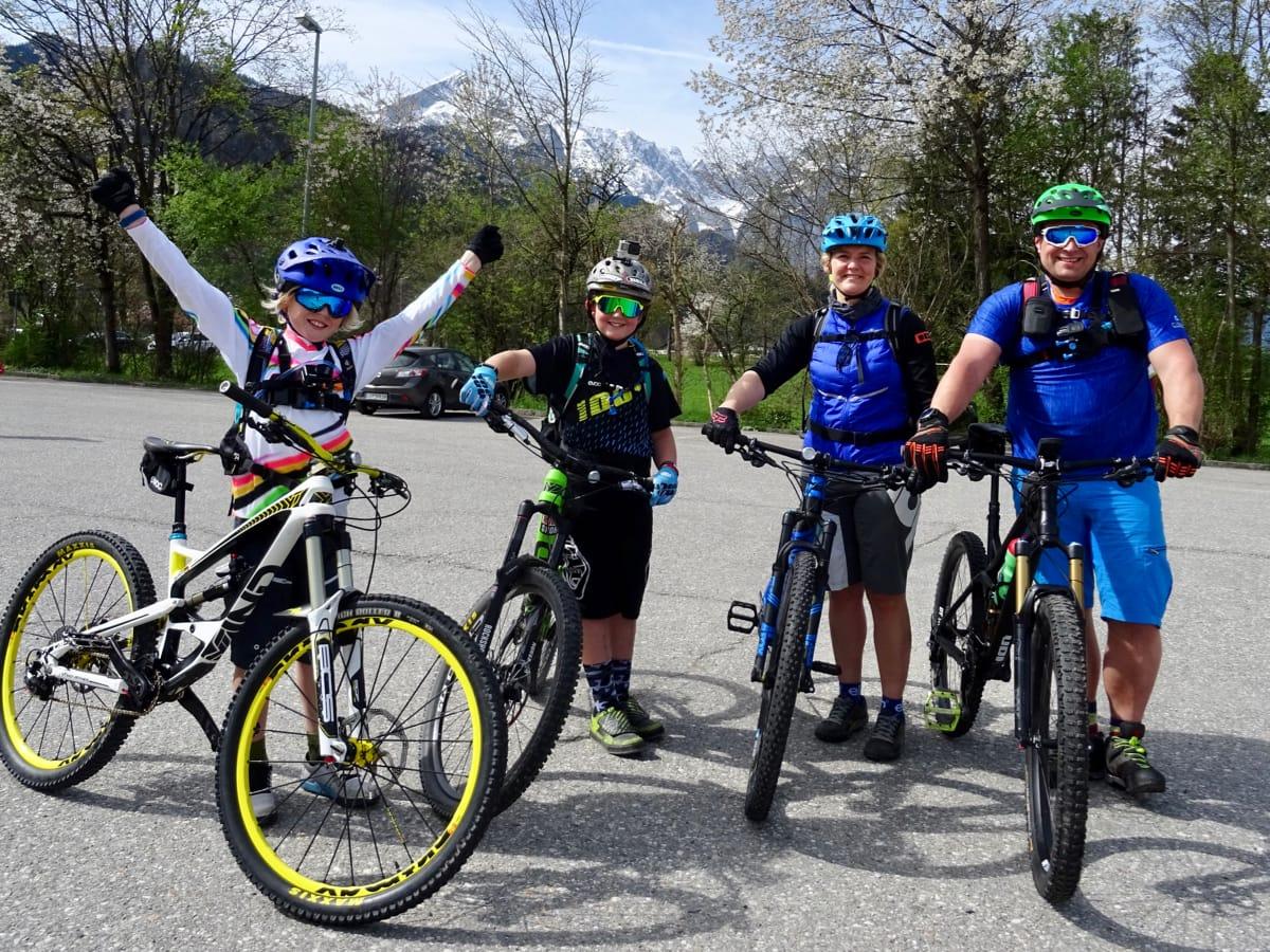 Garmisch Partenkirchen - Riva Del Garda Gardasee