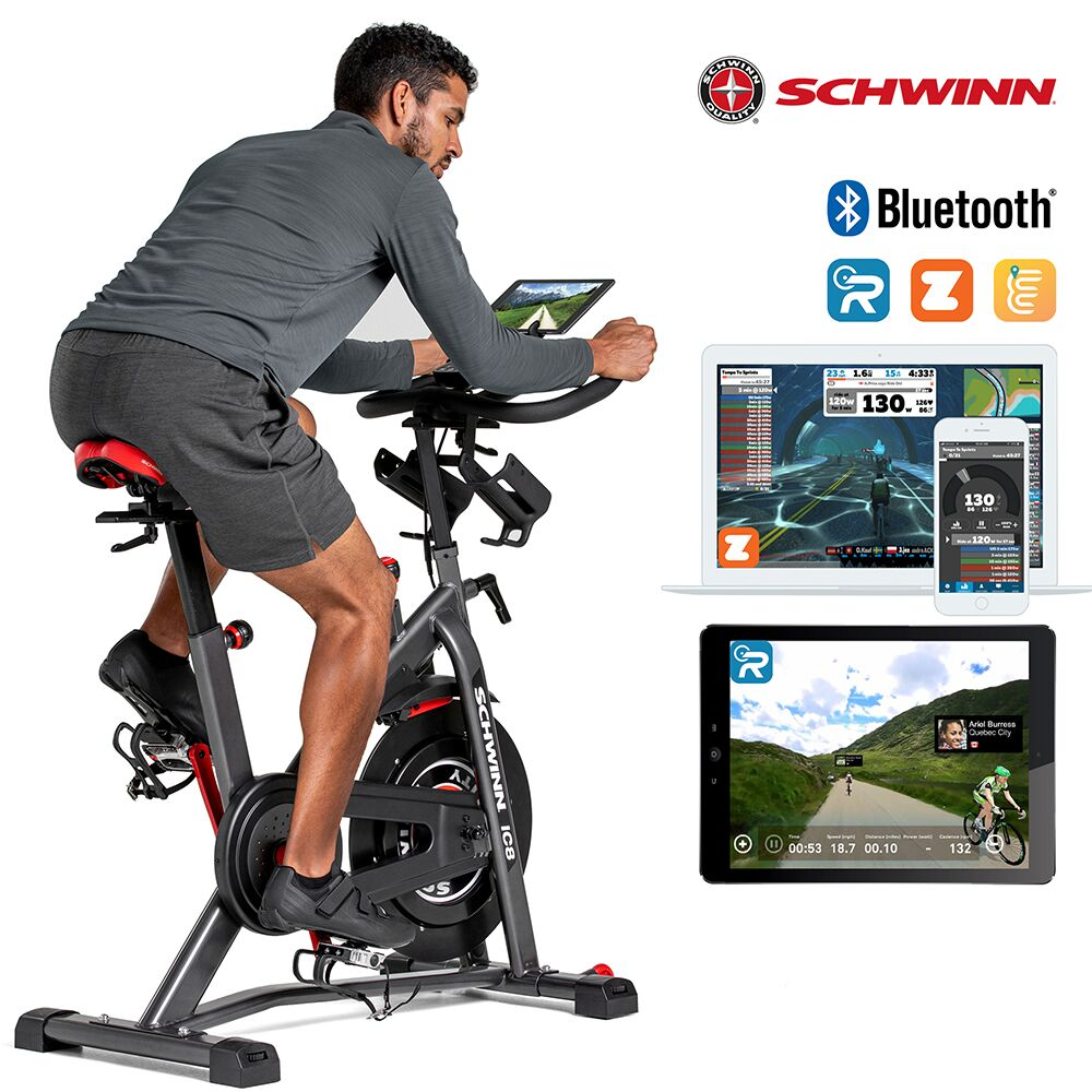 Schwinn IC8 Bluetooth & ANT+