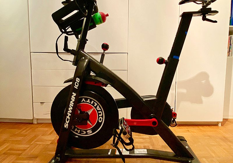 Sschwinn IC8 Indoor Bike TEST